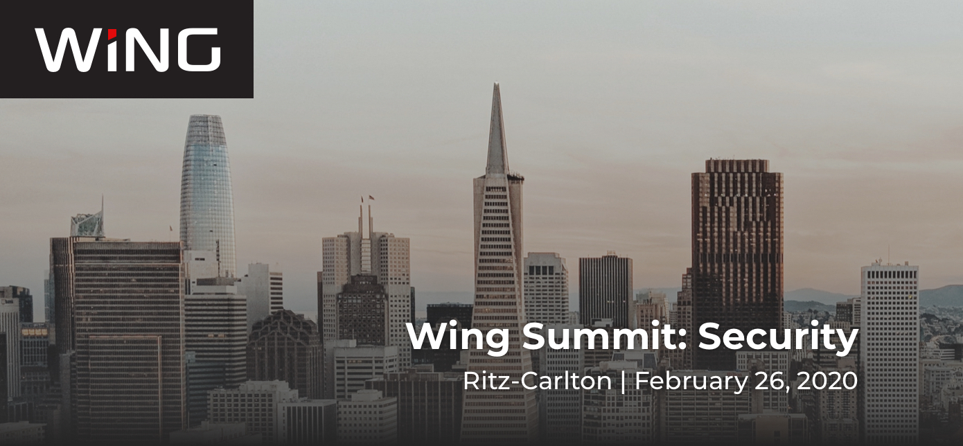 Wing Summit: Security 2020
