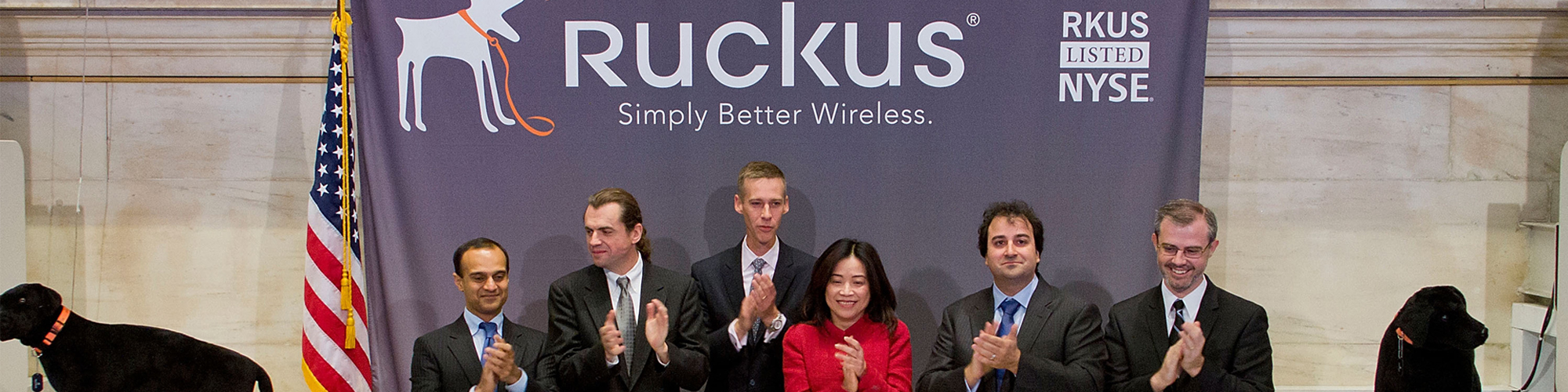 The Ruckus Wireless Story