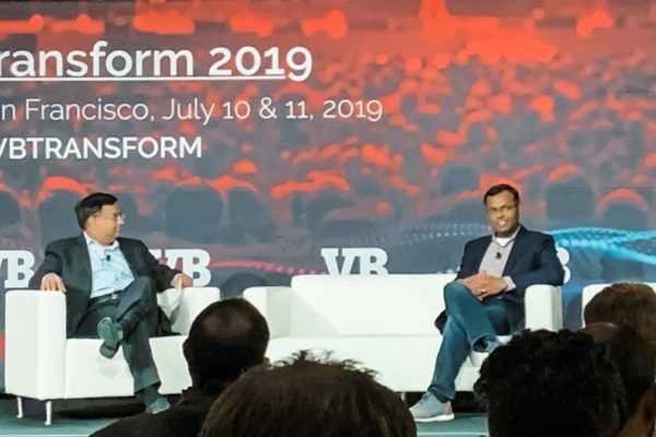 Fireside Chat with Swami Sivasubramanian, VP, Amazon AI