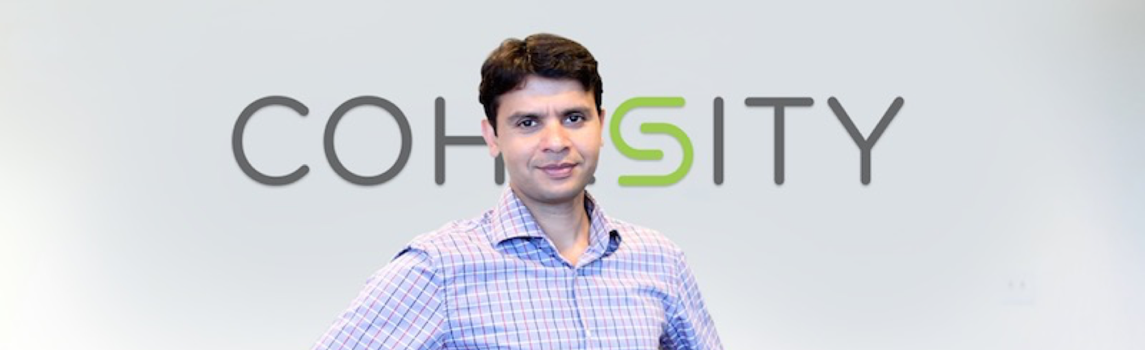 A Q&A With Mohit Aron, CEO Of Cohesity