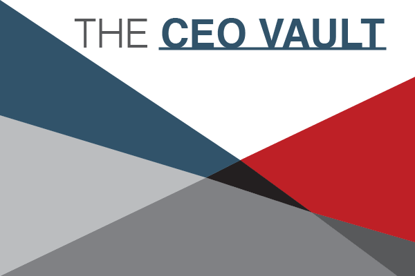 Wing Private Dinner – The CEO Vault